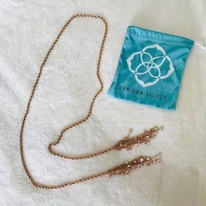 Kendra Scott Solan Lariat Necklace
